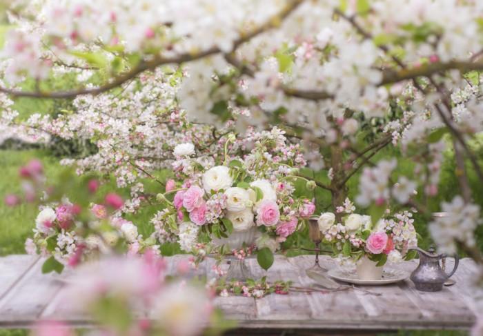 Flores por Floret Flower Farm, fotografia por Georgianna pista