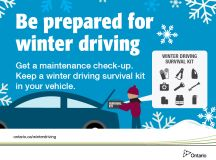 Be Prepared for Winter Driving - Florey Insurance ...