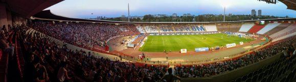Belgrad Fussball