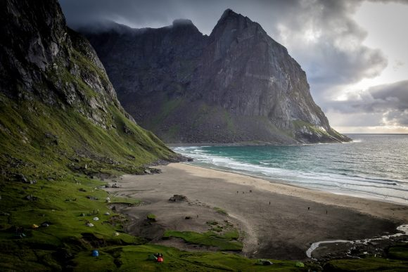 Kvavilka Beach