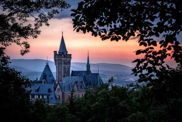 Schloss Wernigerode, Harz