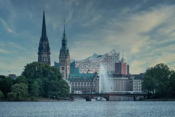 Hamburgs Wahrzeichen