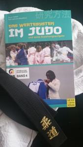 Das Wertesystem im Judo und seine Erziehungsaufgabe von Bruno Tsafack