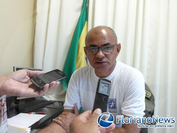 Ten-cel. Lisandro Honório(Imagem:FlorianoNews)