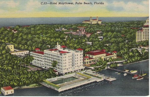 Palm Beach and West Palm Beach Twin Cities Created By Henry Flagler