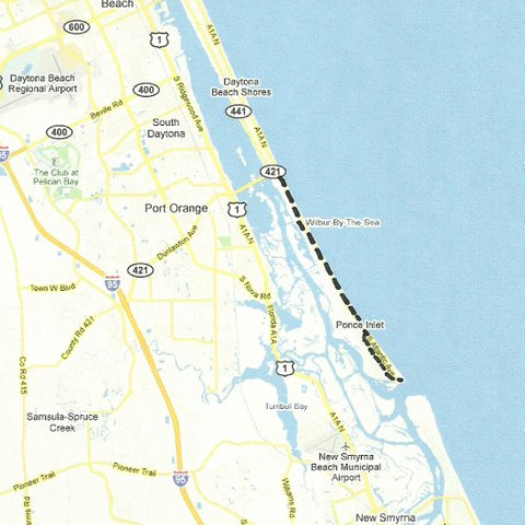 Central East Florida Day Trips And One Tank Trips