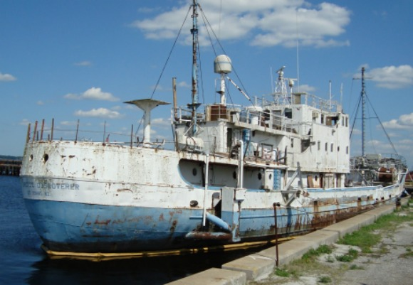 Green Cove Springs Florida Former Home Of The Mothball Fleet