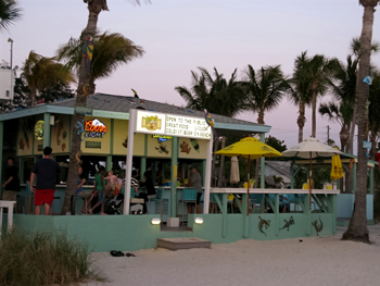 St Pete Beach Bars - Bar Hopping The Miracle Mile - St ...