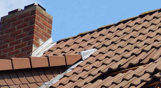 barrel tile roof leak repair