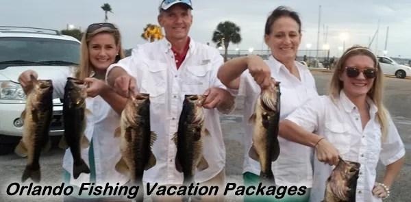 Orlando Fishing Vacations