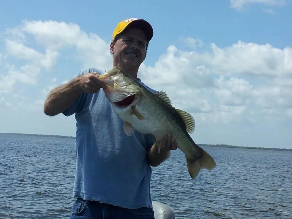 Lake toho the orlando florida bass fishing orlando bass for Florida bass fishing guides