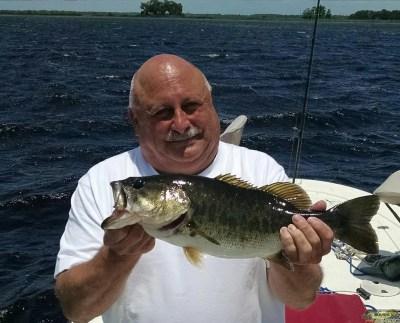 Fishing Trip On Lake Toho