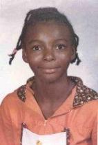 headshot of a black girl Sonja Marion