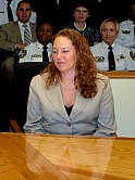 Kimberly Kisslan as BSO general counsel in 2007. Photo: BSO