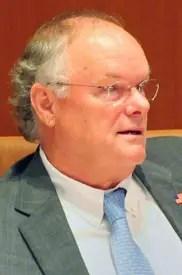 Indian River County Commissioner Bob Solari Photo: Mark Schumann/InsideVero