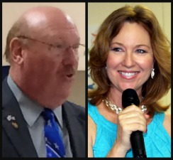 Florida House candidates Steve Perman and Kristin Jacobs
