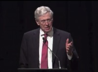 Charles Koch at the Philanthropy Roundtable Annual Meeting in 2011. KochfactsTV/Youtube