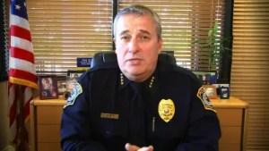 Coconut Creek Police Chief Michael Mann