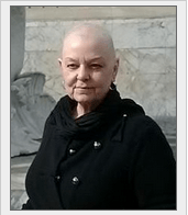 """""""This is an ugly disease. I sure would have appreciated being given the chance to say this is worth the risk or it isn't."""" - Deborah Giannecchini, ovarian cancer victim and plaintiff in a lawsuit against Johnson & Johnson"""
