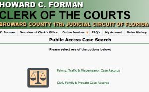 Access Broward County Probate Court Records Online