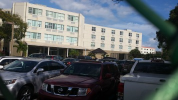 Miami's 180-bed Golden Glades Nursing and Rehabilitation Center was fined $138,841 by the federal government between 2013 and 2015. Photo: Francisco Alvarado
