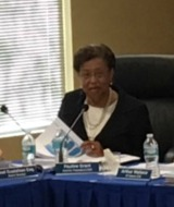 Broward Heath CEO Pauline Grant