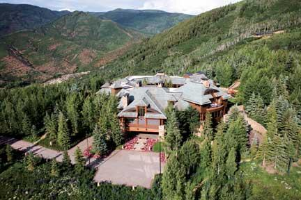 Hala Ranch, the former Aspen, Co. home of Saudi Prince Bandar and his wife, Princess Haifa. The home was sold in 2012 for $49 million to hedge-fund billionaire John Paulson, according to The Aspen Times.