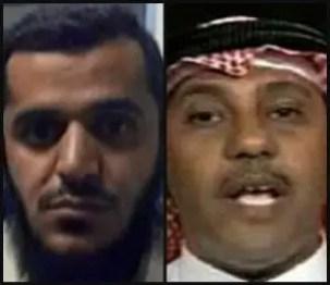 headshots of 9/11 suspects al thumairy and al bayoumi