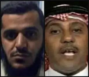 headshots of al thumairy and al bayoumi