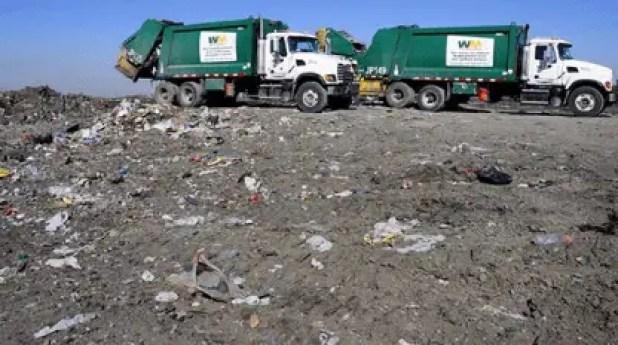 trash disposal