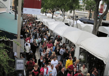 las olas art fair