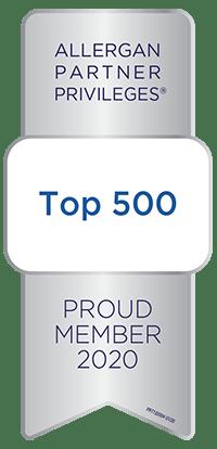 Allergan Top 500 Partner