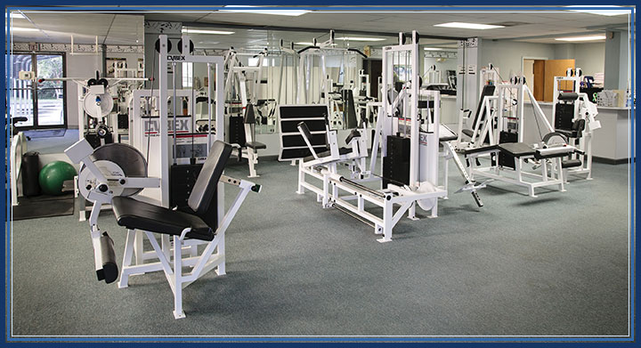 Exercise & Rehab Center at the Florida Chiropractic Institute in St. Petersburg, Florida
