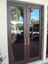 Impact French Doors | Florida Coastal Windows