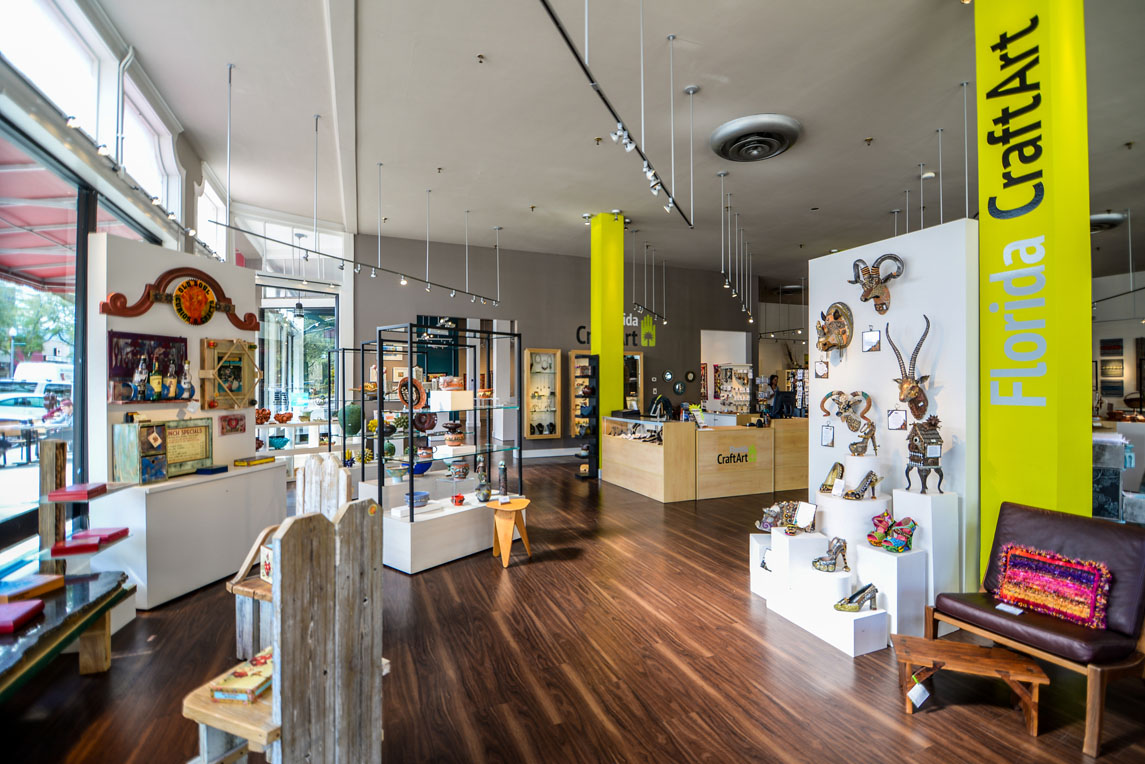 Exciting changes at florida craftart for Arts and crafts shows in florida
