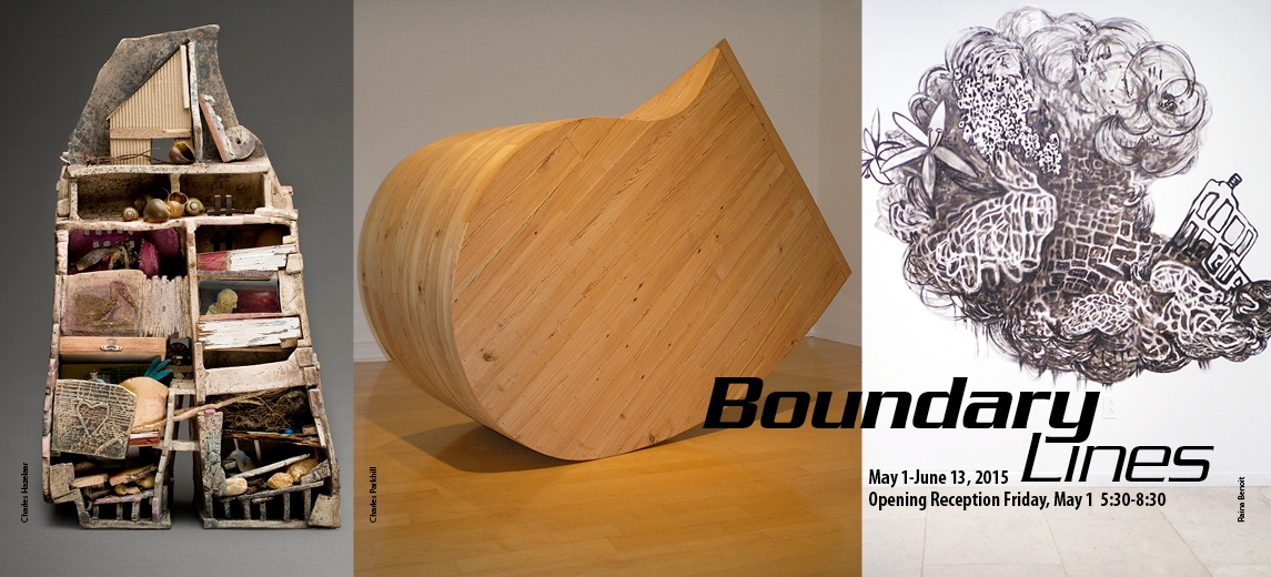 """Boundary Lines"" Exhibition"