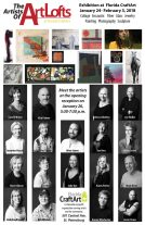 Artists of ArtLofts poster