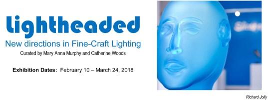 Lightheaded Exhibition Florida CraftArt