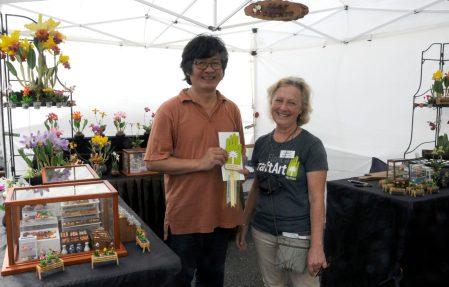 Kowit Jitpraphai Jennifer and Jeff Lovelady award of merit