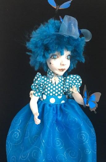 Joan Carew_Liza Blue