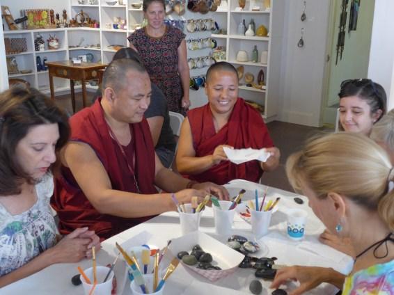 Tibetan-Monks-At-Florida-CraftArt-1110112