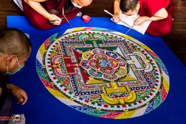 Tibetan-Monks-At-Florida-CraftArt--9