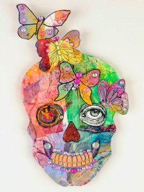 Sugar Skull 55s-Carmen Cruz