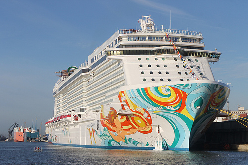 Miami Welcomes Norwegian Getaway Largest Year Round Ship