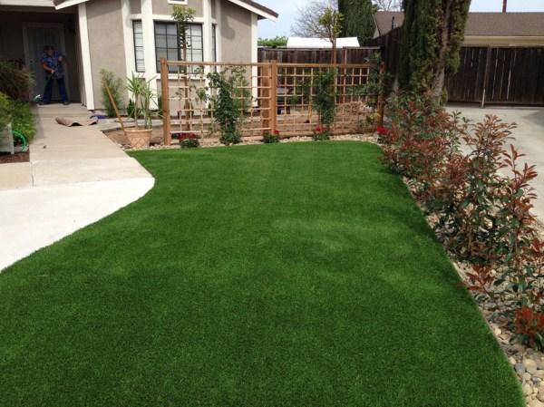 landscaping - florida fake grass