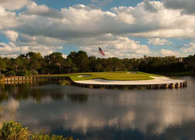 Trump National Golf Club in Jupiter