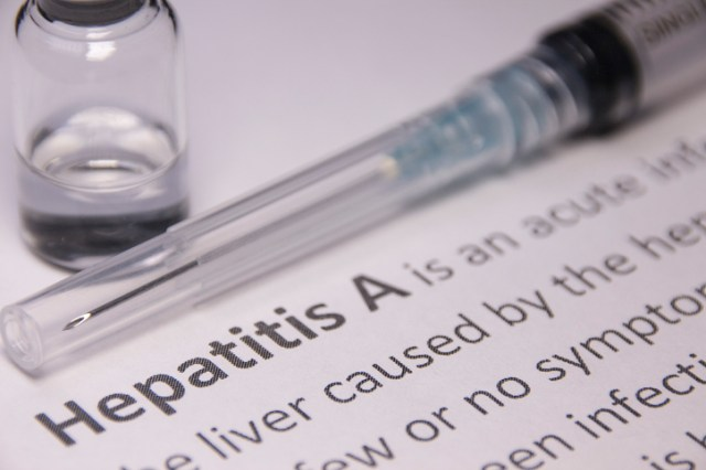 hepatitis a - Getty image