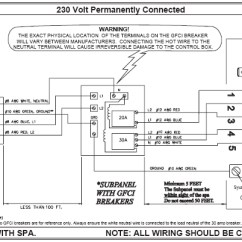 Arctic Spa Wiring Diagram Bmw E46 Pictures For Hot Tub – Powerking.co