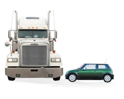 Semi Truck Accident Attorney Weston
