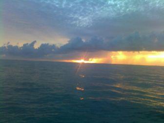 nite dive 6-18 sunset